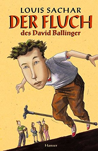 Der Fluch des David Ballinger. ( Ab 11 J.). (3446201181) by Louis Sachar