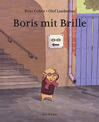 9783446202597: Boris mit Brille