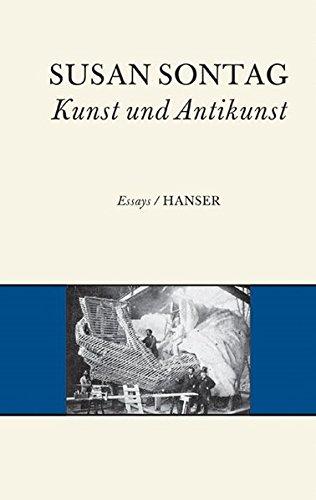 9783446204287: Kunst und Antikunst: 24 literarische Analysen