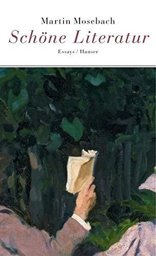 Schöne Literatur, Essays,