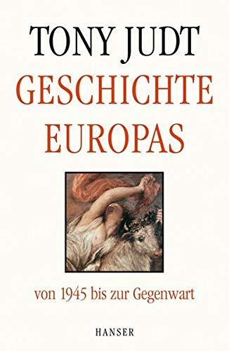 9783446207776: Geschichte Europas von 1945 bis zur Gegenwart