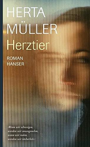 Herztier, Roman, - Müller, Herta
