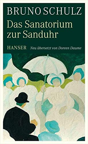 9783446208902: Das Sanatorium zur Sanduhr