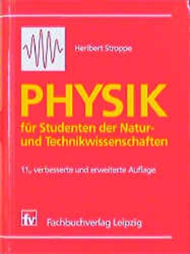 9783446210660: Physik für Studenten der Natur- und Ingenieurwissenschaften