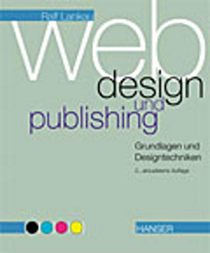 9783446210905: Webdesign Und -Publishing