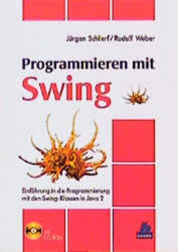 9783446211513: Programmieren in Swing, m. CD-ROM
