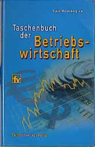9783446212480: Taschenbuch Der Betriebswissen