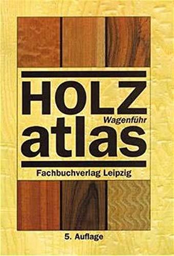 9783446213906: HOLZatlas.