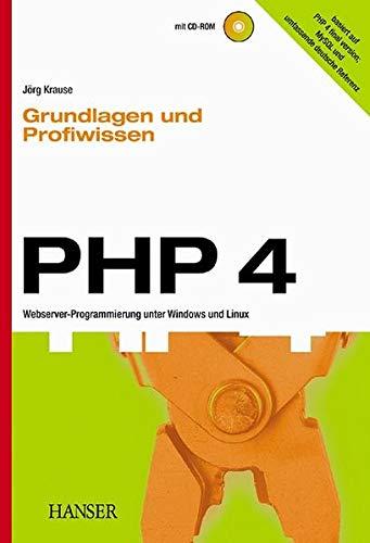 PHP 4. Grundlagen und Profiwissen: n/a