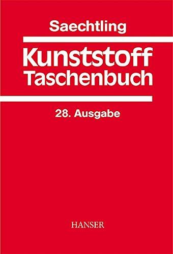 9783446216051: Kunststoff-Taschenbuch
