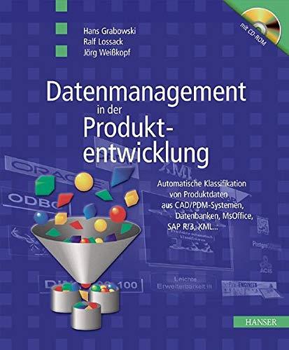 9783446216983: Datenmanagement in der Produktentwicklung.
