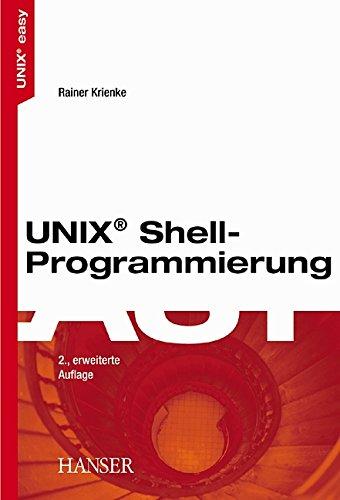 9783446217225: UNIX - Shell- Programmierung.