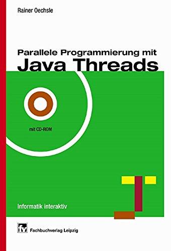 9783446217805: Parallele Programmierung mit Java Threads
