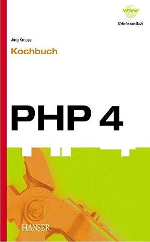 9783446218567: PHP 4 Kochbuch, m. CD-ROM