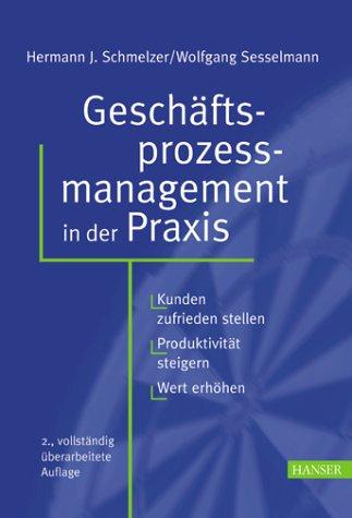 9783446219083: Geschäftsprozessmanagement in der Praxis.