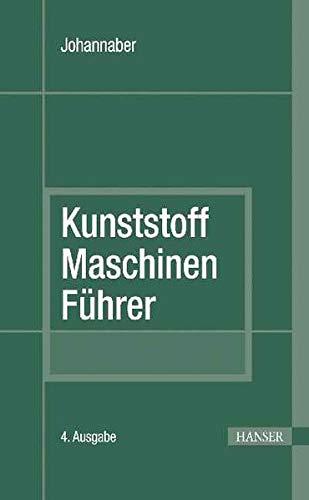 Kunststoff- Maschinenführer: Friedrich Johannaber
