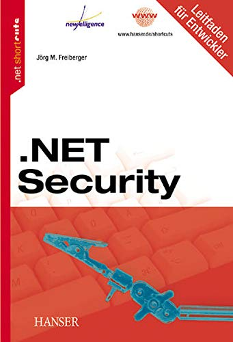 9783446221512: .NET Security.
