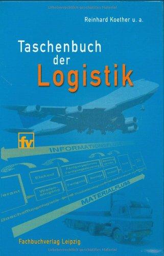 9783446222472: Taschenbuch der Logistik
