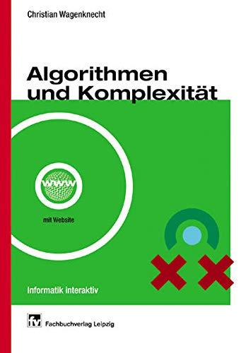 9783446223141: Algorithmen und Komplexität
