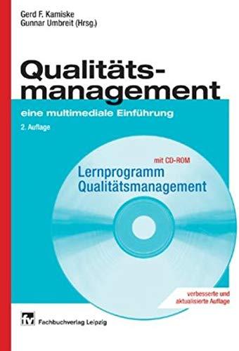 9783446225091: Qualitätsmanagement.
