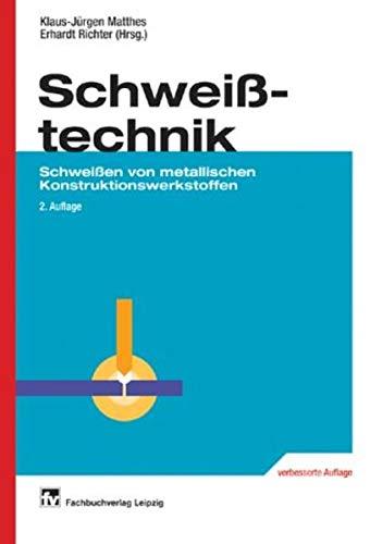 9783446225473: Schweißtechnik.