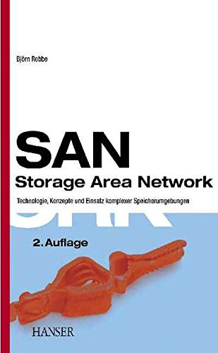 9783446225978: SAN. Storage Area Network
