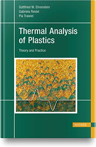 9783446226739: Thermal Analysis of Plastics