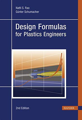 9783446226746: DESIGN FORMULAS FOR PLASTICS ENGINEERS, 2/E, PB