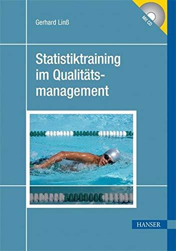 9783446227514: Statistiktraining im Qualit�tsmanagement