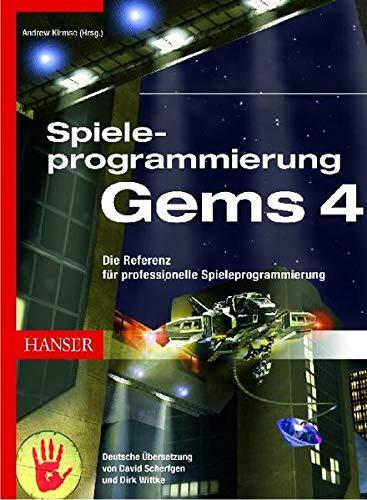 9783446229440 - Spieleprogrammierung Gems 4: Die Referenz für ...