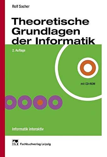9783446229877: Theoretische Grundlagen der Informatik