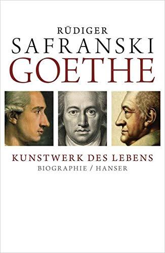 9783446235816: Goethe - Kunstwerk des Lebens