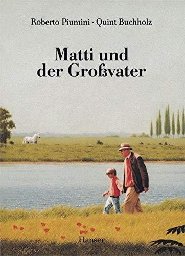 9783446236967: Matti und der Großvater