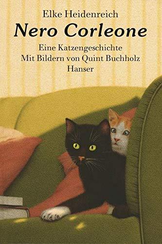 9783446237032: Nero Corleone: Eine Katzengeschichte