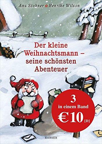 9783446240230: Der kleine Weihnachtsmann - seine schönsten Abenteuer