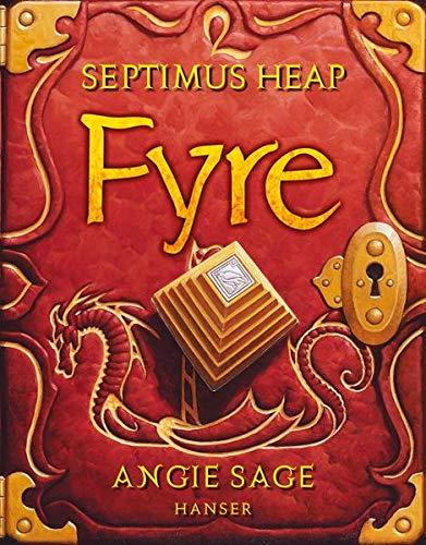 9783446243149: Septimus Heap: Fyre