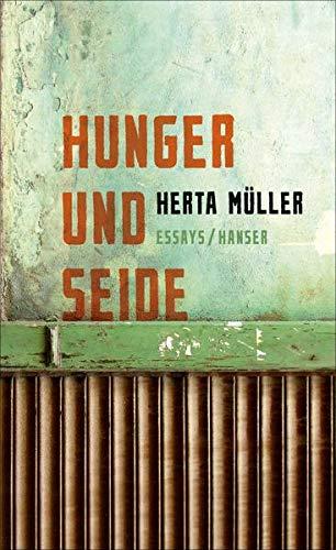 9783446247659: Hunger und Seide: Essays