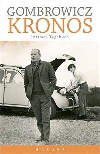 9783446249035: Kronos: Intimes Tagebuch