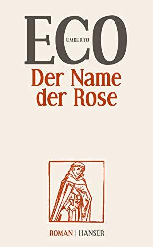 9783446253803: Der Name der Rose