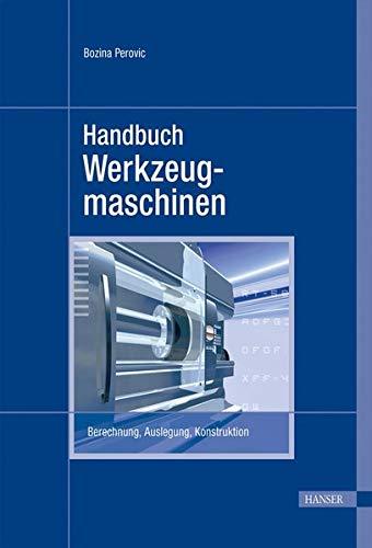 9783446406025: Handbuch Werkzeugmaschinen