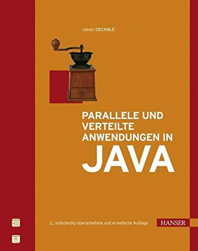 9783446407145: Parallele und verteilte Anwendungen in Java