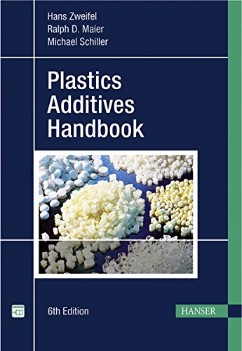 9783446408012: Plastics Additives Handbook