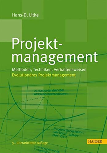 9783446409972: Projektmanagement 5.A.