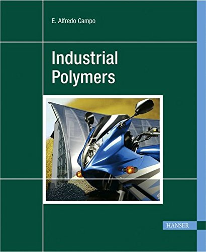 9783446411197: Industrial Polymers