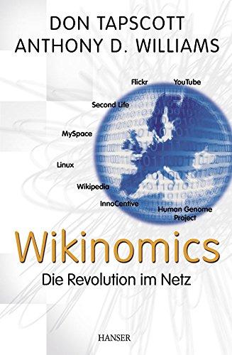 9783446412194: Wikinomics: Die Revolution im Netz