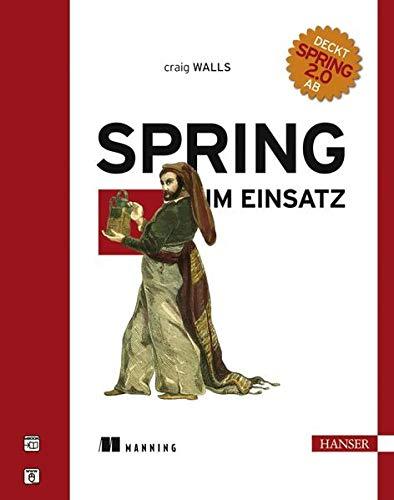 9783446412408: Spring im Einsatz