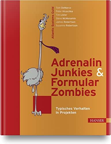 9783446412545: Adrenalin Junkies