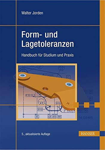 9783446414204: Form- und Lagetoleranzen
