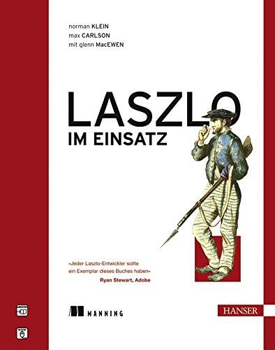 9783446414273: Laszlo im Einsatz