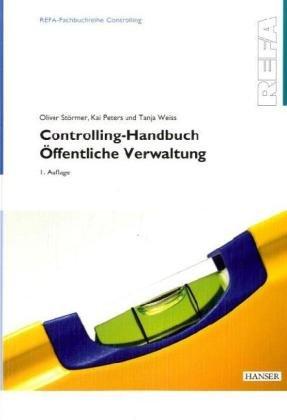 9783446417564: Praxis-Handbuch Controlling Öffentliche Verwaltung